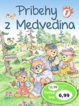 Ottovo nakladateľstvo Príbehy z Medvedína 1 cena od 107 Kč