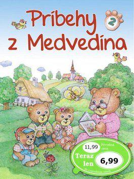Ottovo nakladateľstvo Príbehy z Medvedína 2 cena od 107 Kč