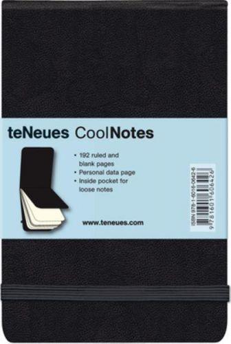 Zápisník CoolNotes Black/Black Flip Pad cena od 0 Kč