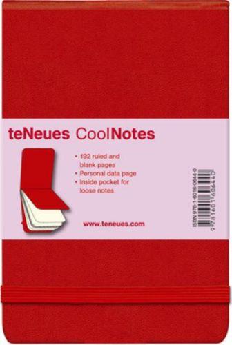 Zápisník CoolNotes Red/Red, Flip Pad cena od 152 Kč