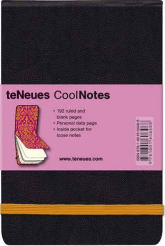 Zápisník CoolNotes Black/Victorian Pattern, Flip Pad cena od 152 Kč