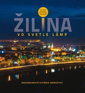 Patrik Groma, Milan Novák, Miroslav Pfliegel, Peter Štanský: Žilina vo svetle lámp cena od 389 Kč