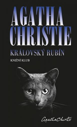 Agatha Christie: Královský rubín cena od 199 Kč