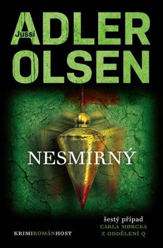 Jussi Adler-Olsen: Nesmírný cena od 142 Kč