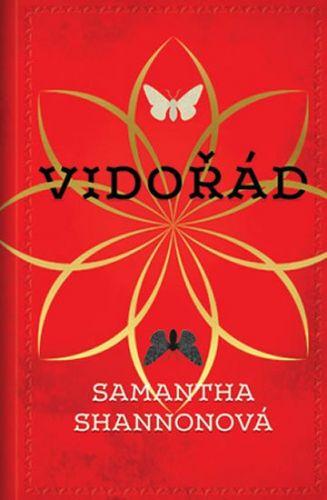 Samantha Shannon: Vidořád cena od 199 Kč