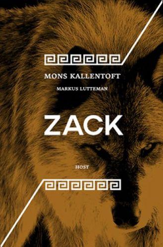Mons Kallentoft, Markus Lutteman: Zack cena od 189 Kč