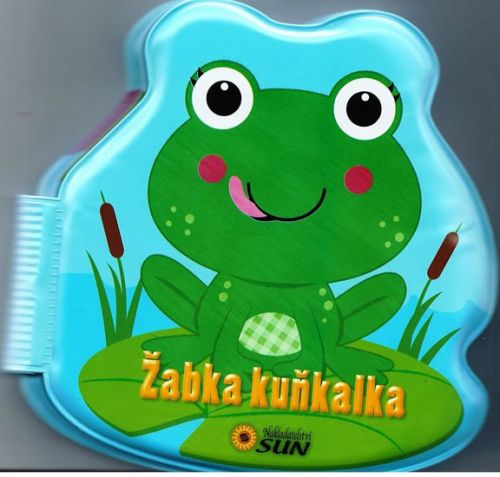 Alexandra Niklíčková: Žabka kuňkalka - kamarádi do vany cena od 0 Kč