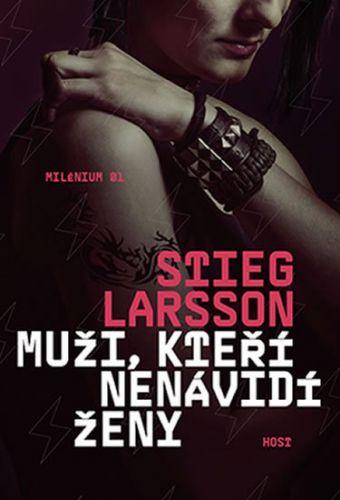 Stieg Larsson: Muži, kteří nenávidí ženy cena od 218 Kč