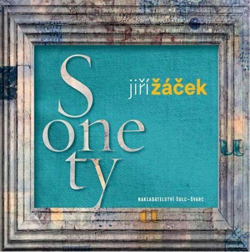 Jiří Žáček: Sonety cena od 211 Kč