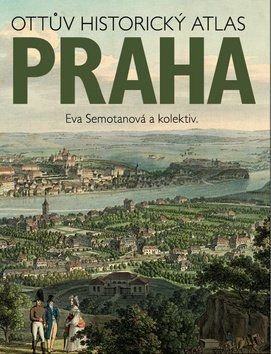 Ottův historický atlas Praha cena od 1149 Kč