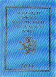 Karel Vavřínek, Miloslav Sýkora: Almanach českých šlechtických a rytířských rodů 2024 cena od 295 Kč