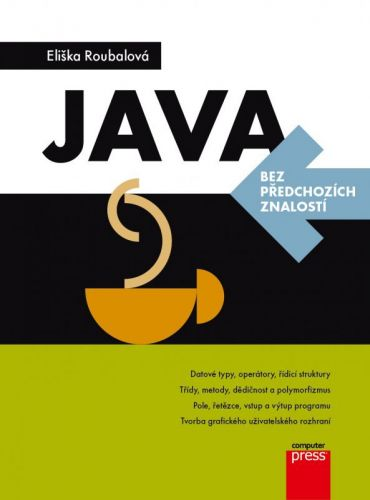 Eliška Roubalová: Java cena od 175 Kč