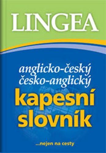 Anglicko-český, česko-anglický kapesní slovník...nejen na cesty cena od 122 Kč