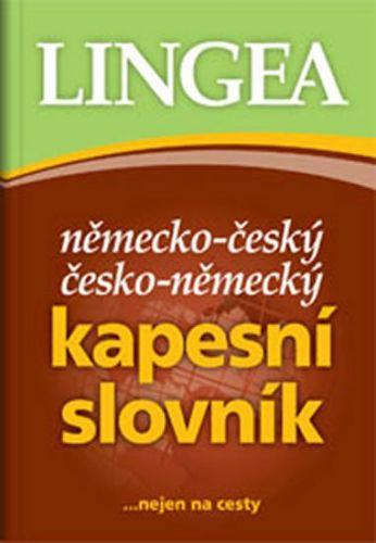 Německo-český česko-německý kapesní slovník cena od 122 Kč