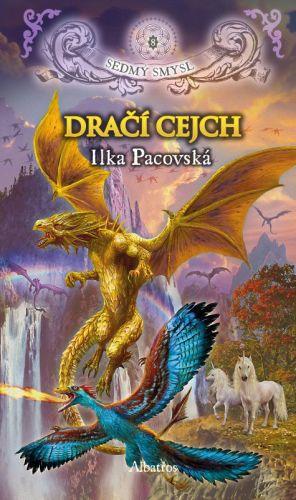 Ilka Pacovská: Dračí cejch cena od 189 Kč