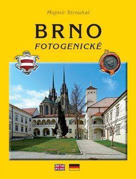 Mojmír Strouhal: Brno fotogenické cena od 255 Kč
