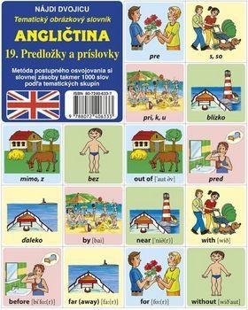 INFOA Angličtina 19. Predložky a príslovky cena od 33 Kč