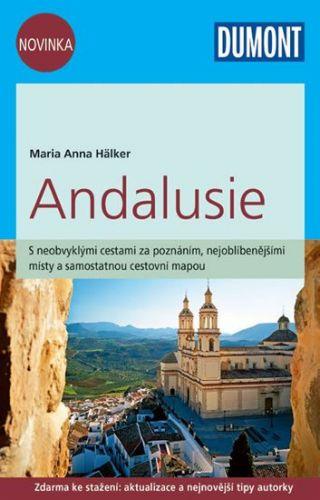 Maria Anna Hälker: Andalusie/DUMONT nová edice cena od 248 Kč
