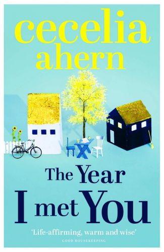 XXL obrazek Cecelia Ahern: The Year I Met You