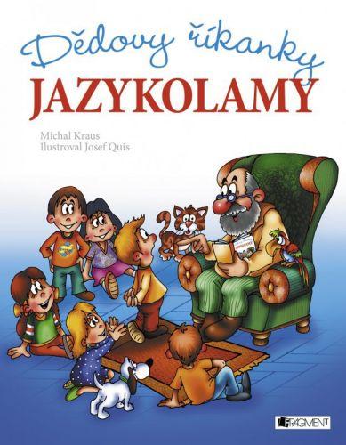 Michal Kraus: Jazykolamy cena od 159 Kč