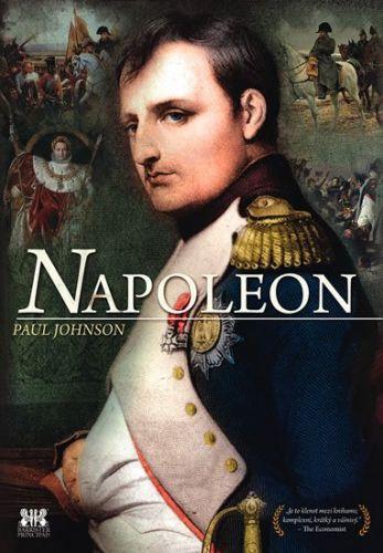 Paul Johnson: Napoleon cena od 203 Kč