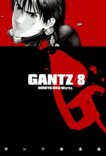 Hiroja Oku: Gantz 8 cena od 129 Kč