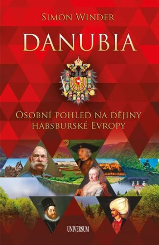 Simon Winder: Danubia cena od 399 Kč