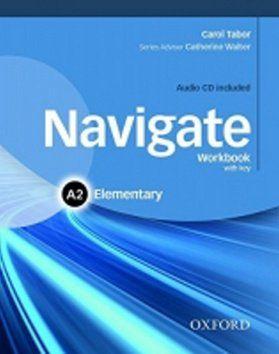 K. Tabor: Navigate Elementary A2 cena od 236 Kč