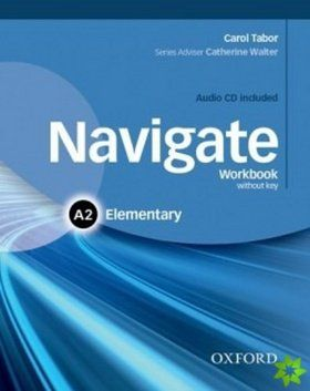 K. Tabor: Navigate Elementary A2 cena od 258 Kč