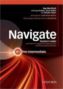 S. Mansfield: Navigate Pre-intermediate B1 cena od 631 Kč