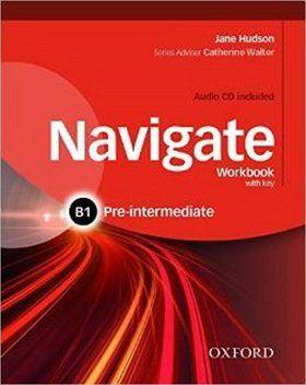 J. Hudson: Navigate Pre-intermediate B1 cena od 246 Kč