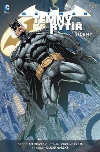 Gregg Andrew Hurwitz, Ethan Van Sciver: Batman: Temný rytíř 3: Šílený cena od 264 Kč