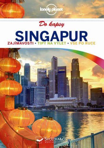 Svojtka Singapur do kapsy - Lonely Planet cena od 155 Kč