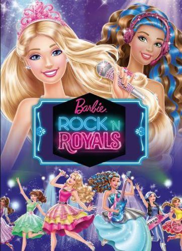 Mattel: Barbie RocknRoyals - Filmový příběh cena od 169 Kč