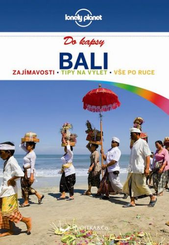 Svojtka Bali do kapsy - Lonely Planet cena od 164 Kč