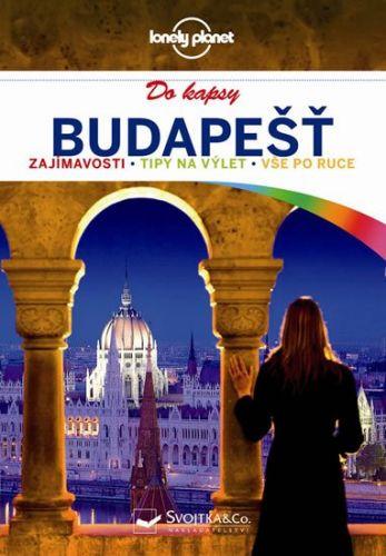 Svojtka Budapešť do kapsy - Lonely Planet cena od 159 Kč