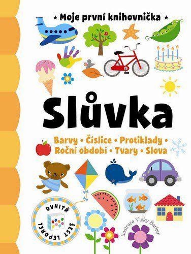 Svojtka Slůvka - Moje první knihovnička cena od 191 Kč