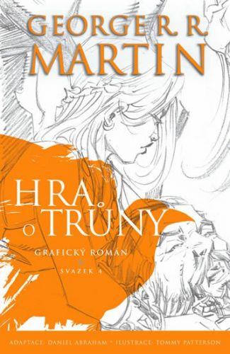 Martin George R. R.: Hra o trůny – grafický román – svazek 4 cena od 208 Kč