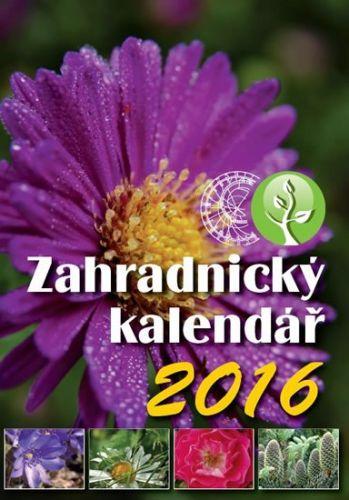 Zahradnický kalendář 2016 cena od 144 Kč