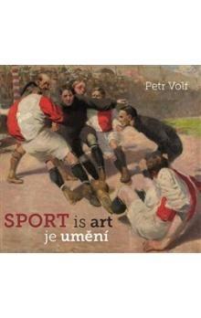 Petr Volf: Sport je umění cena od 664 Kč