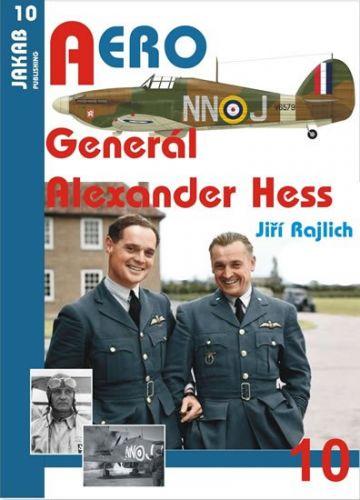 Jiří Rajlich: Generál Alexander Hess cena od 60 Kč