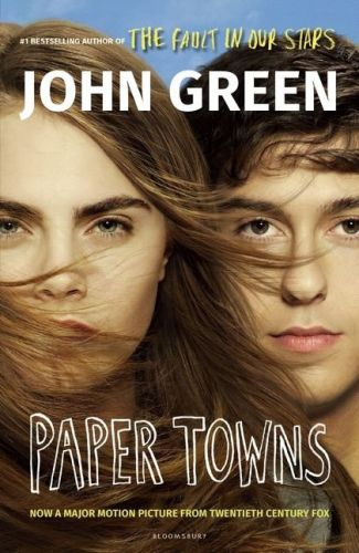 XXL obrazek John Green: Paper Towns film tie-in
