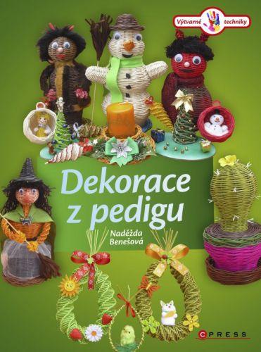 Naděžda Benešová: Dekorace z pedigu cena od 122 Kč