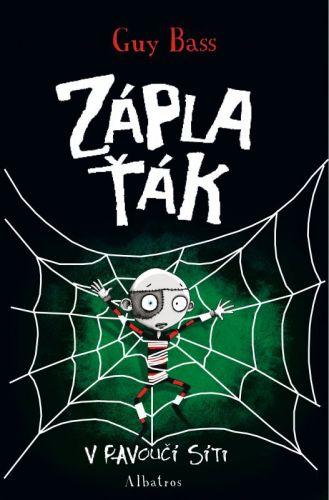 Guy Bass: Záplaťák v pavoučí síti cena od 135 Kč