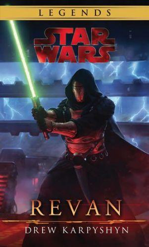 Drew Karpyshyn: Star Wars - Revan cena od 211 Kč