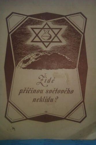 Arthur Gwynne: Židé příčinou světového neklidu? cena od 33 Kč