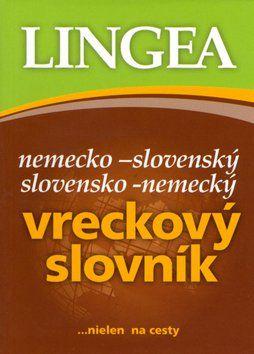 Lingea Nemecko-slovenský slovensko nemecký vreckový slovník cena od 160 Kč