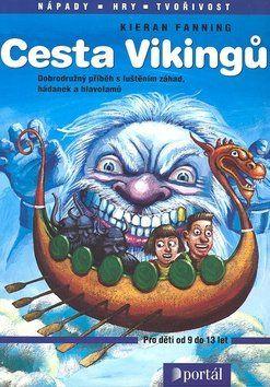 Kieran Fanning: Cesta Vikingů cena od 149 Kč