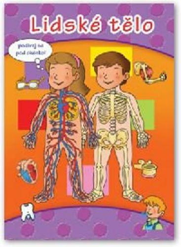 Svojtka Lidské tělo - Podívej se pod okénko! cena od 124 Kč