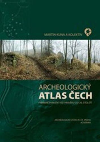 Martin Kuna: Archeologický atlas ČR cena od 364 Kč